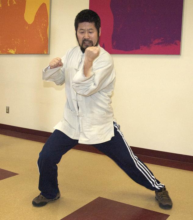 Maître Chen Zhonghua, Québec