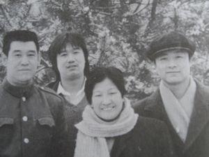 Me Guo Guizhi, ses deux fils et Me Wang YuFang