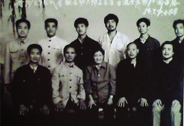 Assis: Me Guo Guizhi, Me Li Jianyu & Me Wang Yufang