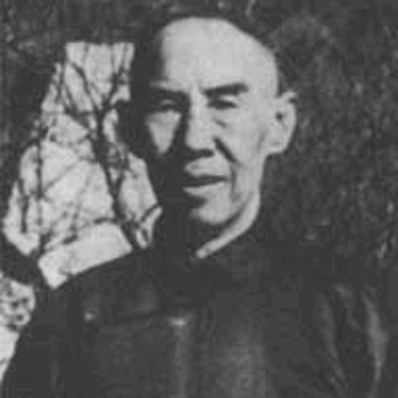 Maître Wang Xiangzhai fondateur du dachengquan (yiquan)