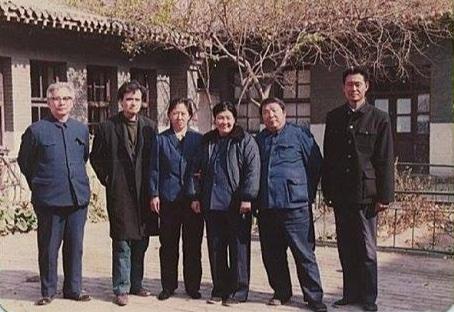 Les maîtres Yu Yongnian, Chang Zhilang, Wang Yufang, Wang Xuanjie & Guo Guizhi, Datong années 1980