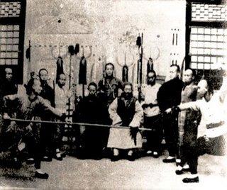 Maître Guo Yunshen