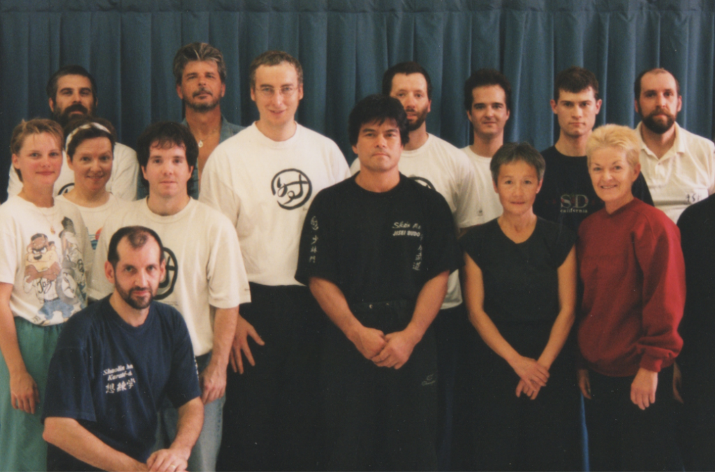 Groupe Munndialarts et Maître Kenji Tokitsu