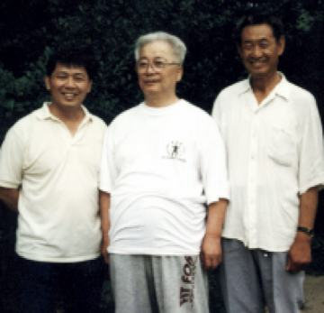 Me Yu Yongnian, Me Guo Guizhi et Me Lam kam chuen