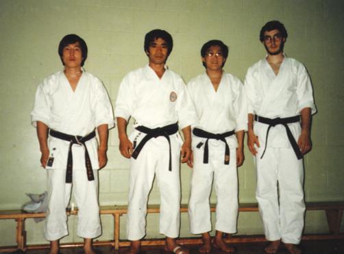 Me Katsumata Yutaka, Me  Kanazawa Hirokazu, Chanh Chau Tran & Philippe Munn
