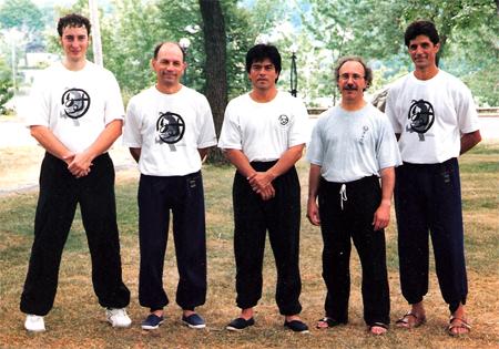 Stage avec Maître Kenji Tokitsu au Québec