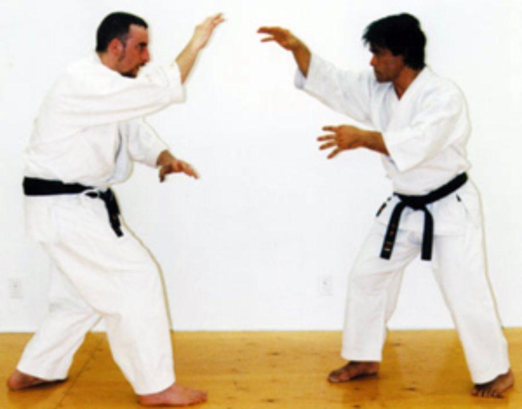 Philippe Munn & Me Kenji Tokitsu