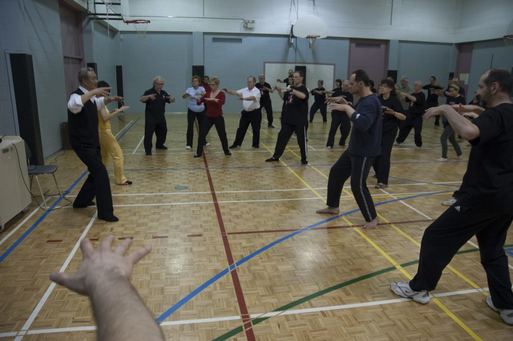 Workshop with Master Guo Guizhi