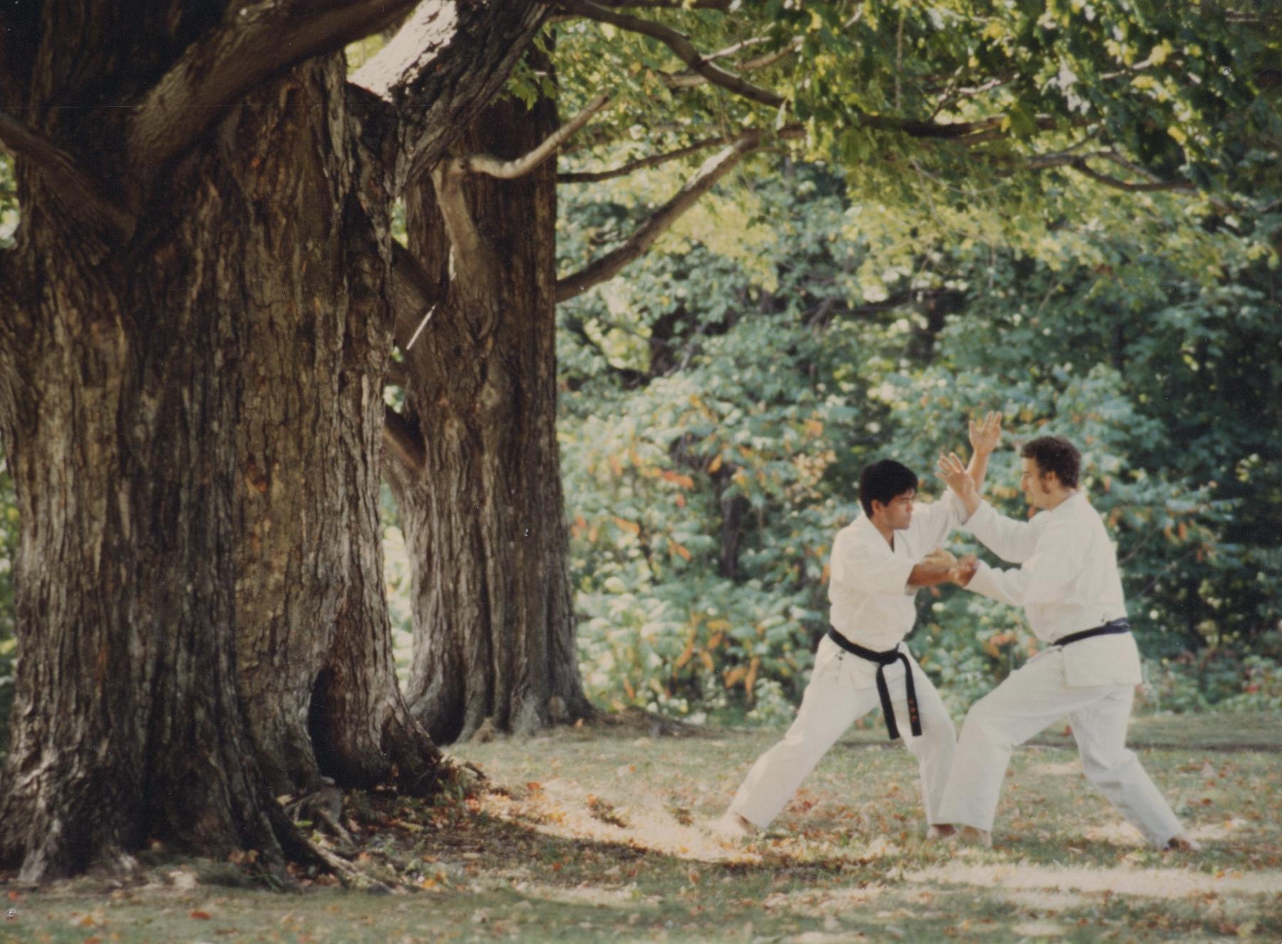 Philippe Munn & Kenji Tokitsu
