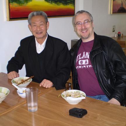 Master Guo Guizhi & Philippe Munn