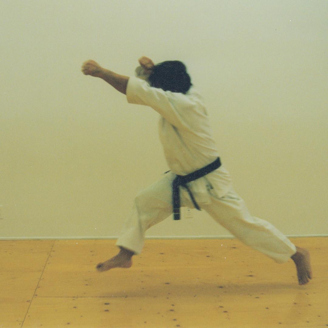 Kenji Tokitsu tsuki technic