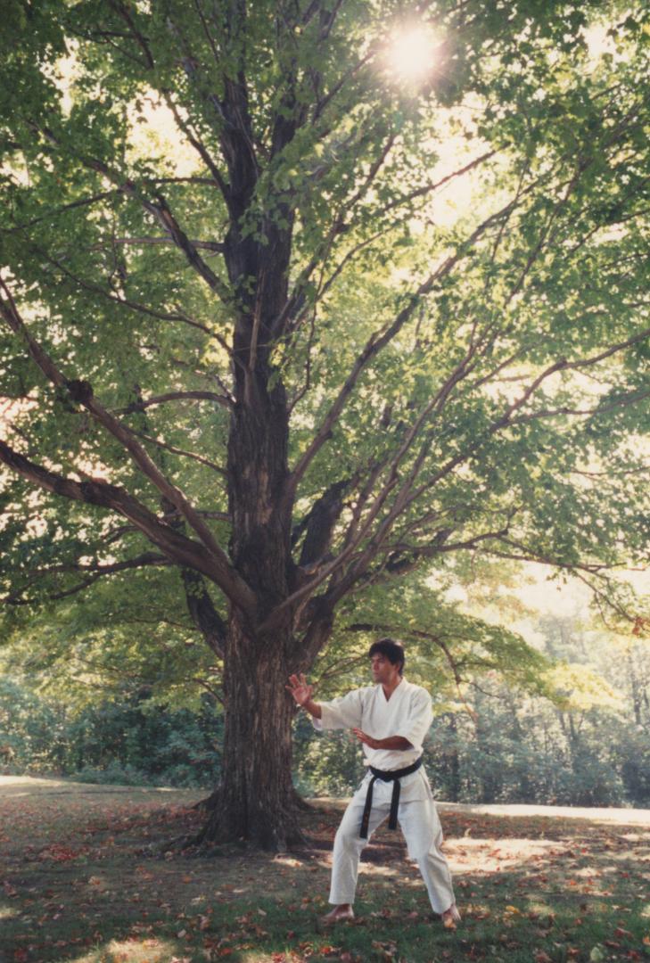 Master Kenji Tokitsu