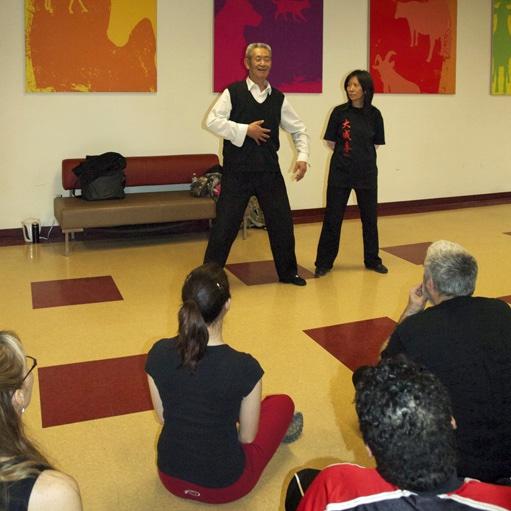 Me Guo Guizhi teaching