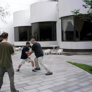 Master Cheng Zhonghua & Philippe Munn, Beijing
