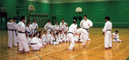 Workshop with Master Kenji Tokitsu in Quebec