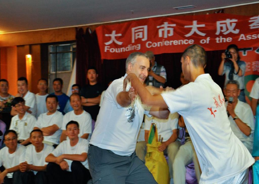 Fighting arts